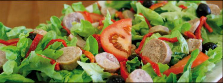 Sandwiches classiques filet am ricain sandwich 39 art for Vers des salades