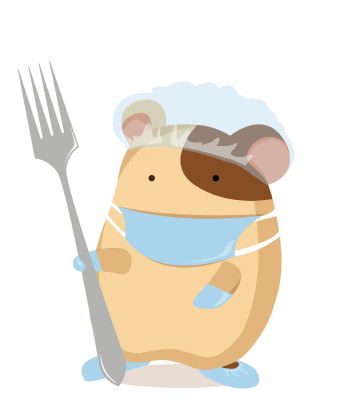 Localimus mascot