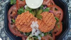 Salade USA - La tartiniere du zoning - Wauthier-Braine