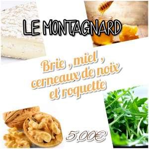 Le Montagnard - La tartiniere du zoning - Wauthier-Braine