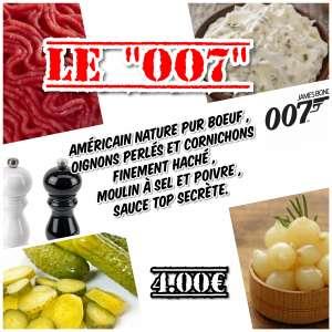 Le 007 - La tartiniere du zoning - Wauthier-Braine