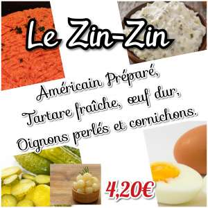 Le Zin-zin - La tartiniere du zoning - Wauthier-Braine