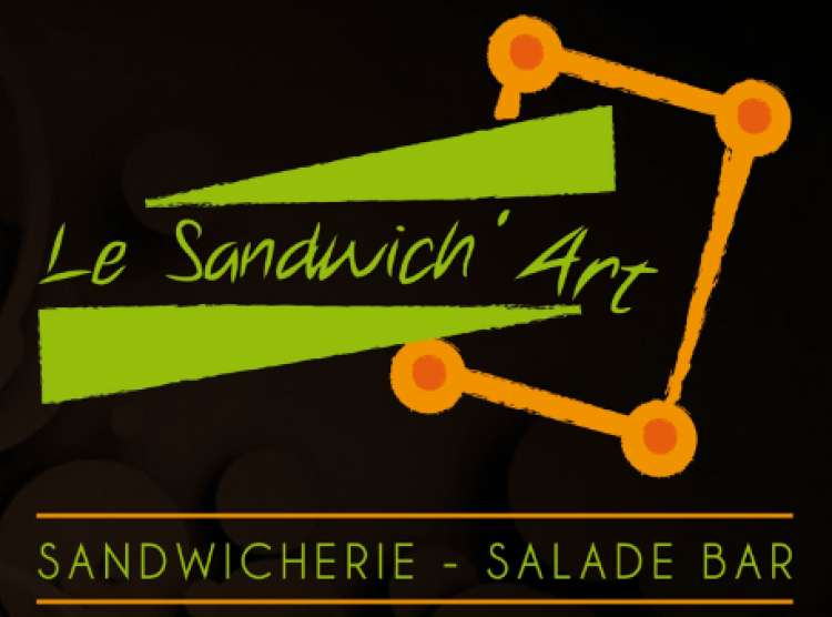Logo Sandwicherie Sandwich'Art Courcelles