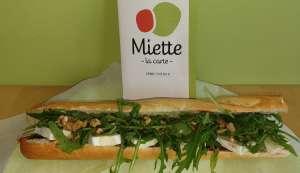 le brie siroté - Miette - Jambes