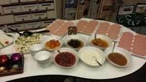 Petit déjeuner méditerranéen - New Deli - Saint-Josse-ten-Noode