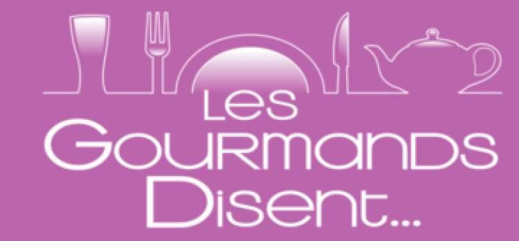 Logo Sandwicherie Les Gourmands disent Boussu