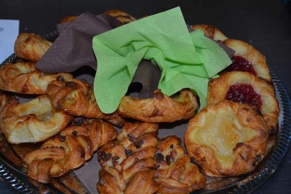 Les mini viennoiseries (3 pièce par personne) - La Cuisine de Mère-Grand - Mont-Saint-Guibert