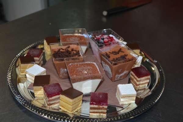 Dessert complet - La Cuisine de Mère-Grand - Mont-Saint-Guibert