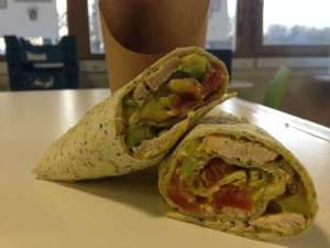 Wrap croquant au poulet (*) - Befoody Co | Mère-Grand - Mont-Saint-Guibert