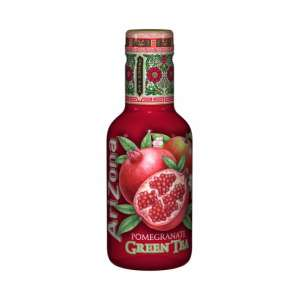 Arizona Green Tea 50cl - Befoody Company - Louvain-la-Neuve