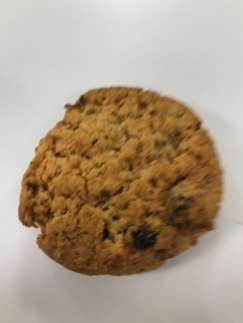 Le cookie BIO aux raisins - Befoody Company - Louvain-la-Neuve