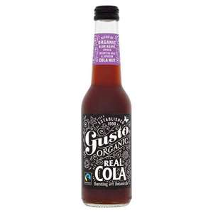 Gusto Organic Real Cola 275 ml - Befoody Company - Mont-Saint-Guibert