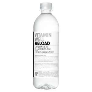 Vitamin Well RELOAD 500 ml - Befoody Company - Louvain-la-Neuve