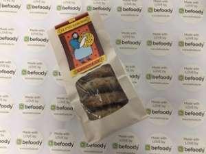 Sachets de cookies BIO au chocolat 175 g - Befoody Company - Louvain-la-Neuve