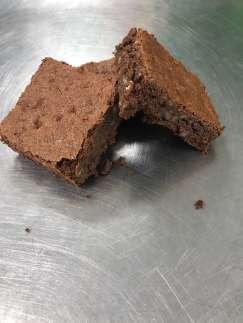 Brownie BIO 8x8 cm - Befoody Company - Louvain-la-Neuve