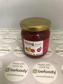 Confiture de poivron BIO 212 ml - Befoody Company - Louvain-la-Neuve