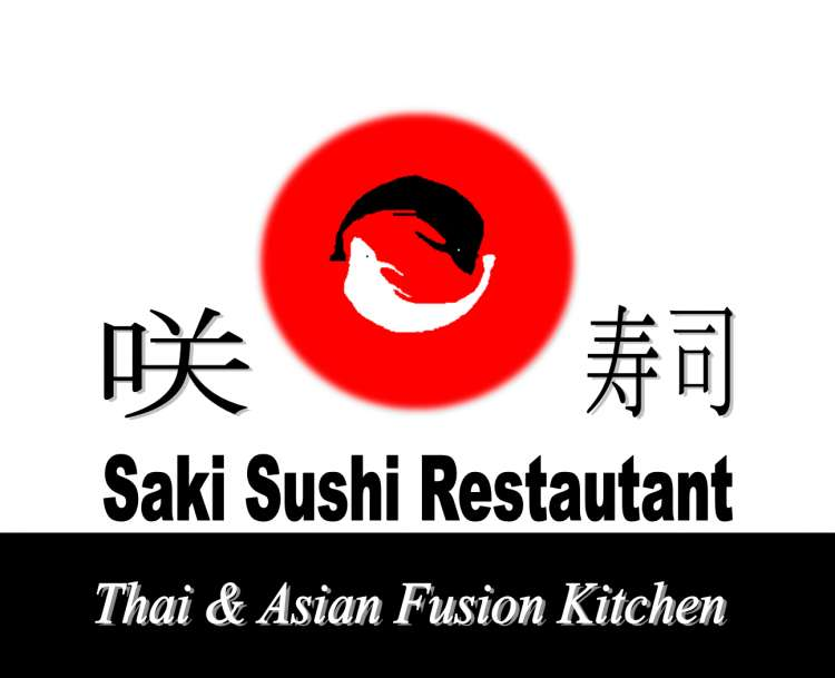 Logo poissonerie Saki (restaurant sushi, thais) Leuven