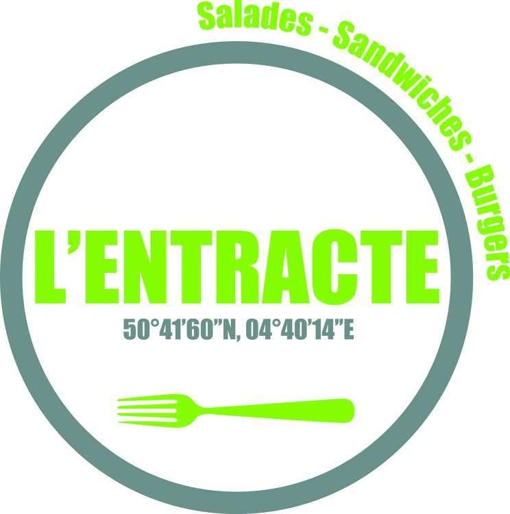 Logo Sandwicherie L'entracte Chaumont-Gistoux