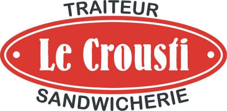 Logo Sandwicherie Le Crousti LLN Louvain-la-Neuve