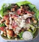 Salade Caesar - L'Antre d'Eux - Hoeilaart