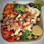 Salade Poulet Fermier - L'Antre d'Eux - Hoeilaart