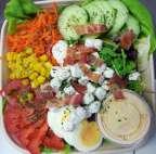 La salade de crumble de chèvre au Bacon - L'Antre d'Eux - Hoeilaart