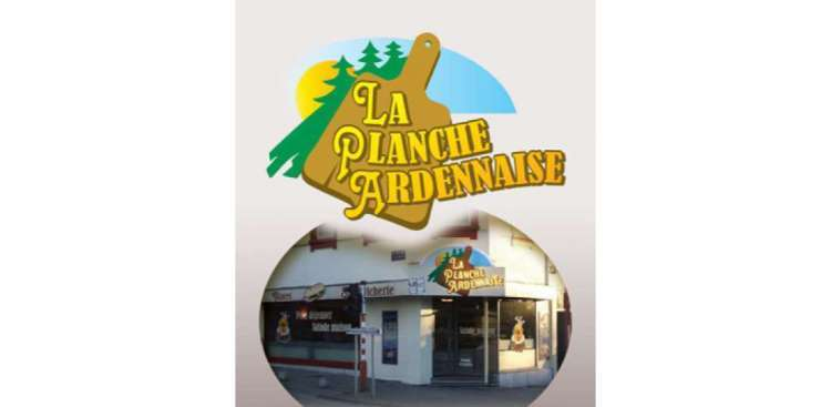 Logo Sandwicherie La Planche Ardennaise Charleroi