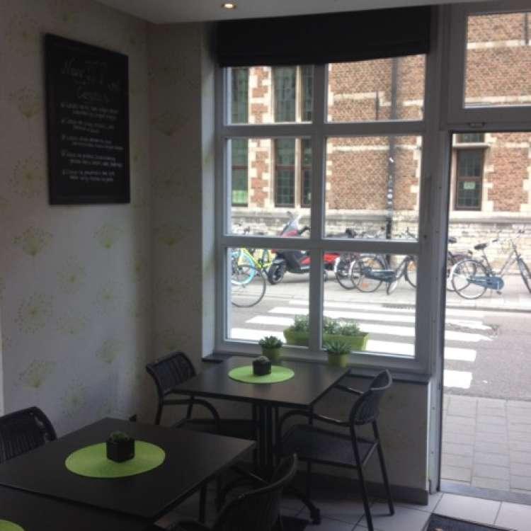 Logo Sandwicherie Bagatel Antwerpen
