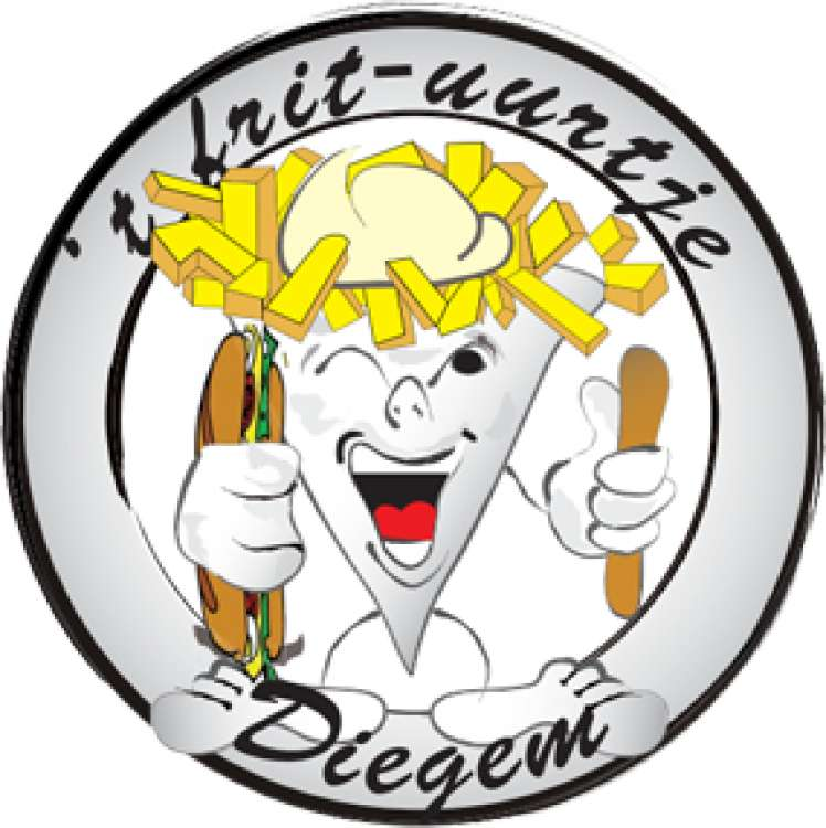 Logo Sandwicherie Frituurtje Diegem