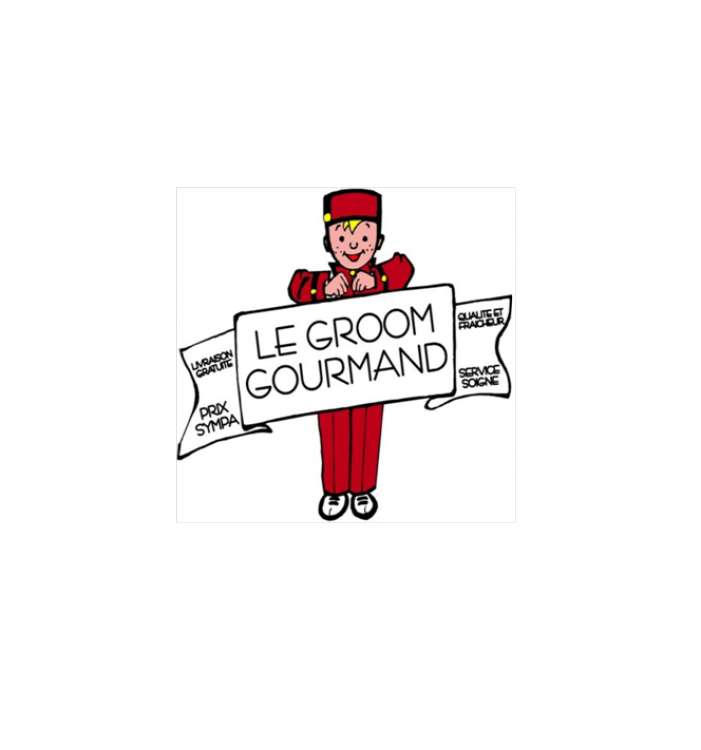 Logo boulangerie patisserie Le Groom Gourmand Uccle