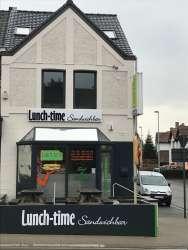 Logo Sandwicherie Lunch Time Sandwichbar Buizingen