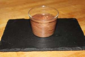 mousse au chocolat - Le Croc Corner - Waterloo