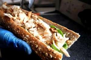 Chicken - Lunch Gourmand - Ghlin