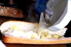 Yéti - Lunch Gourmand - Ghlin