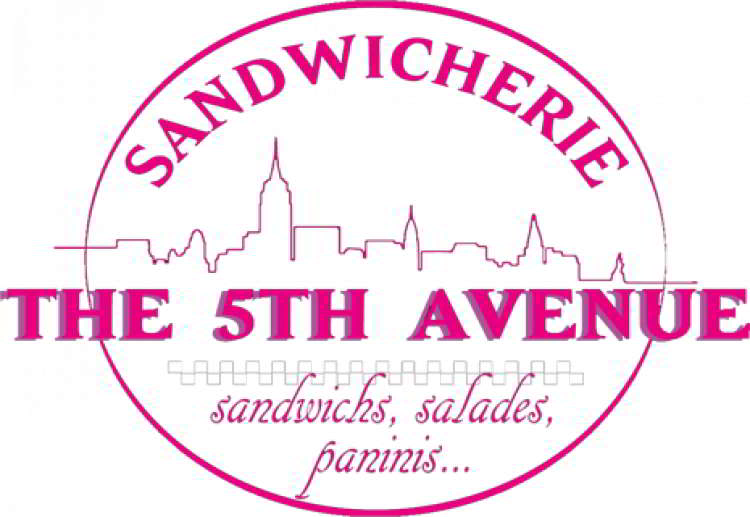 Logo Sandwicherie The 5th Avenue Auderghem