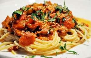 Spaghetti Bolognaise - L'arbre à pain - Auderghem