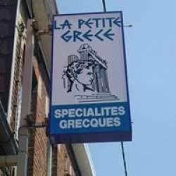 Logo Sandwicherie La Petite Grèce Quaregnon