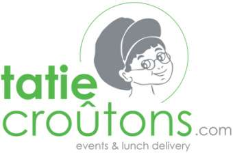 Logo Sandwicherie Tatie Croutons Waterloo