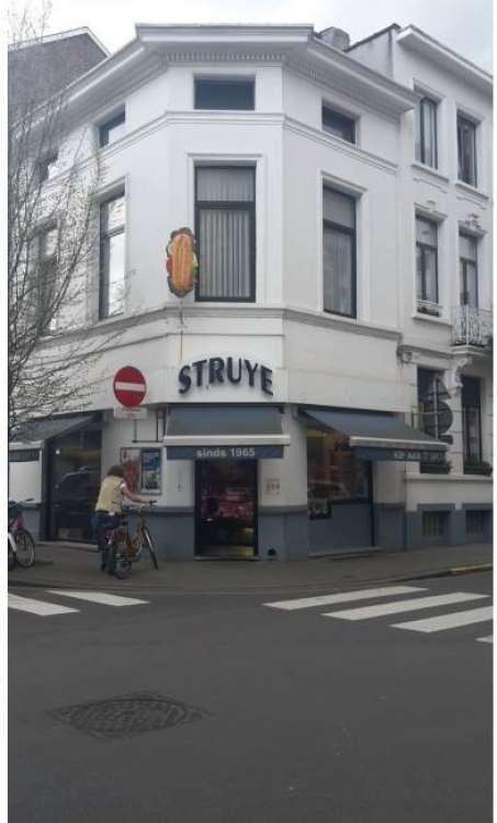 Logo Sandwicherie Slagerij Struye Antwerpen