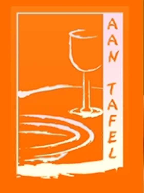 Logo Sandwicherie Aan Tafel Zellik