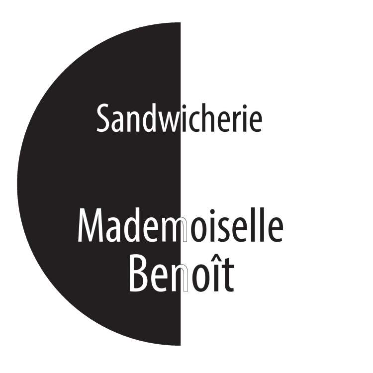 Logo Sandwicherie Mademoiselle Benoit Grâce-Hollogne