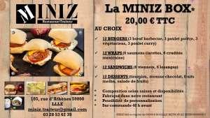 MINIZ BOX - Miniz - Lille