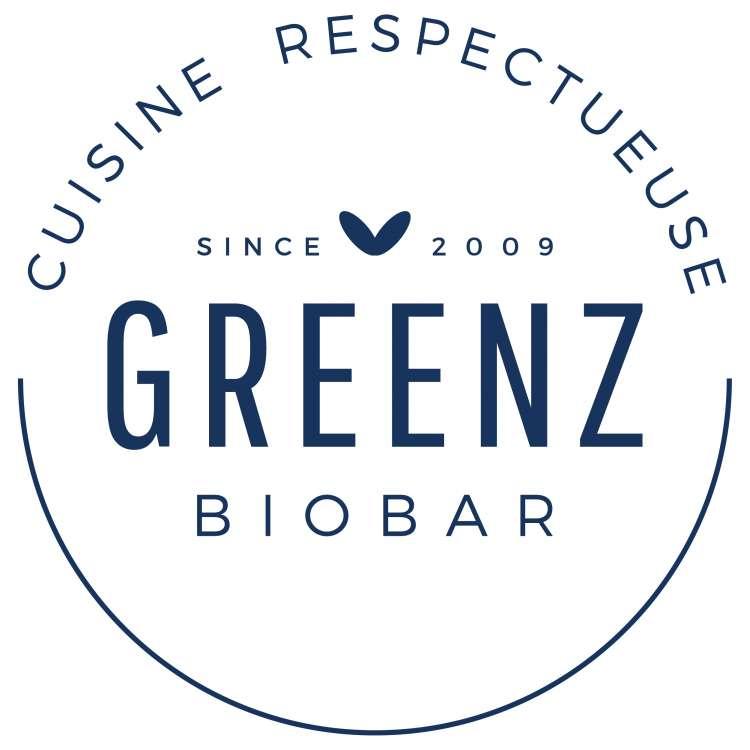 Logo epicerie épicerie Greenz Biobar Uccle