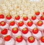 Assortiment de verrine sucrée - Traiteur Géraldine - Jambes
