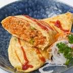 Omurice - Shilla Sushi - Uccle