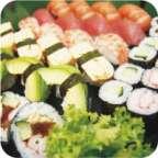 Set Sakura - Shilla Sushi - Uccle