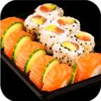 Saumon Lover - Shilla Sushi - Uccle