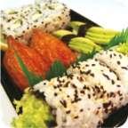 Végétarien - Shilla Sushi - Uccle