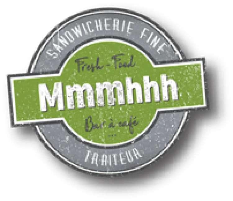 Logo Sandwicherie Mmmhhh Sandwicherie Seilles