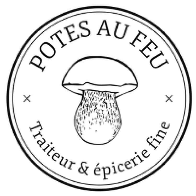Logo epicerie épicerie Potes Au Feu Mons
